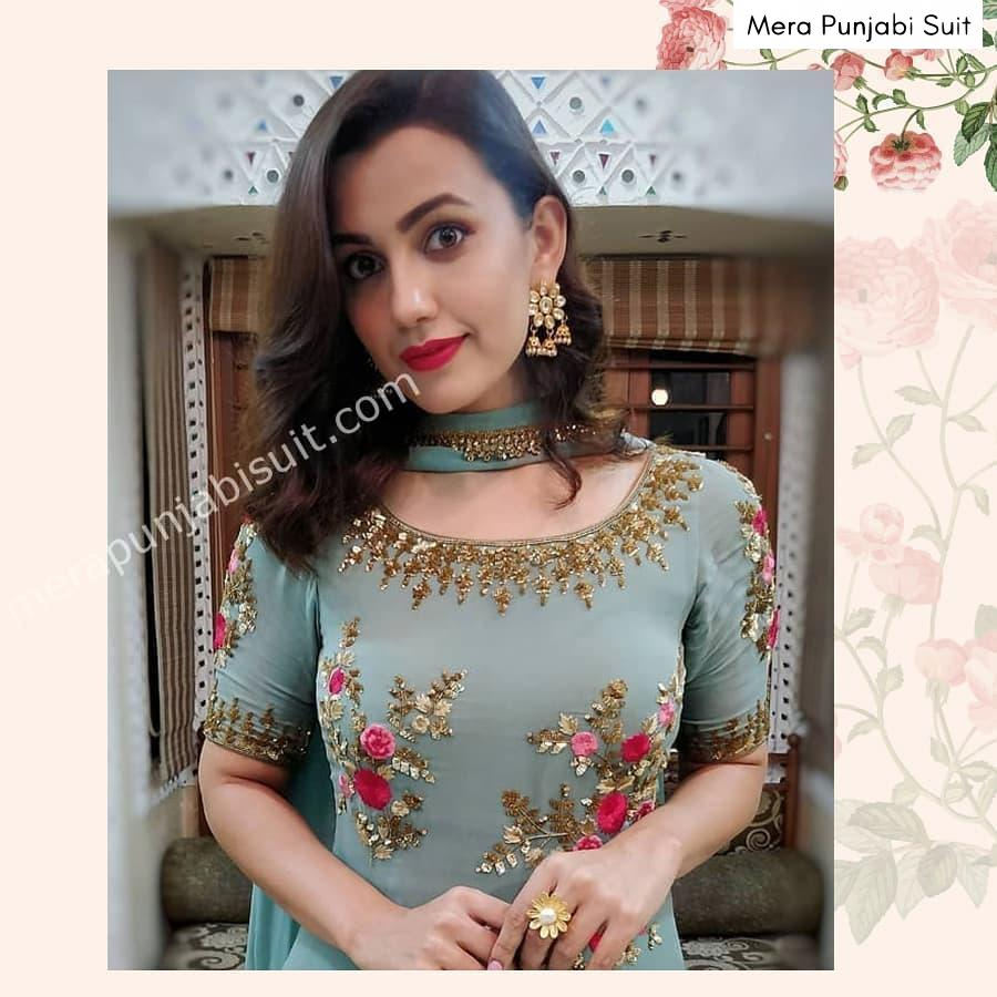 Floral Outfit by Rachit Khanna
